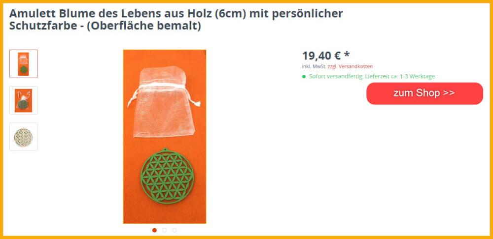 Schutzamulett kaufen